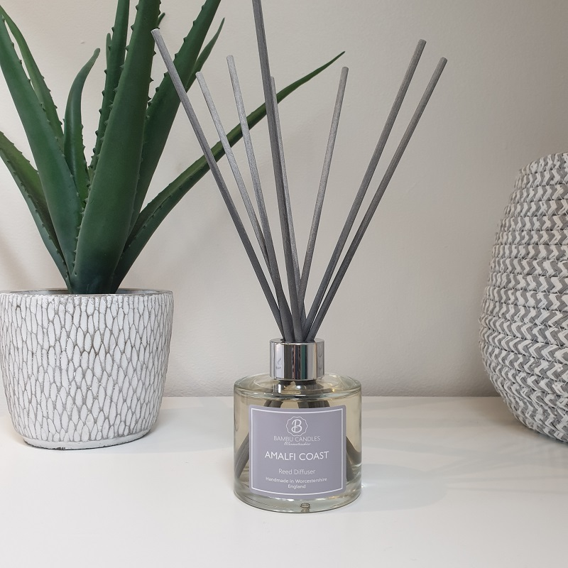 Product image for Bambu Candles Amalfi Coast Reed Diffuser