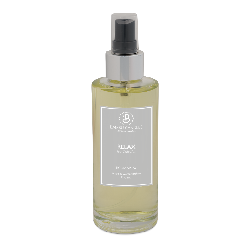 Product image for Bambu Candles Relax Luxury Room Spray 150ml