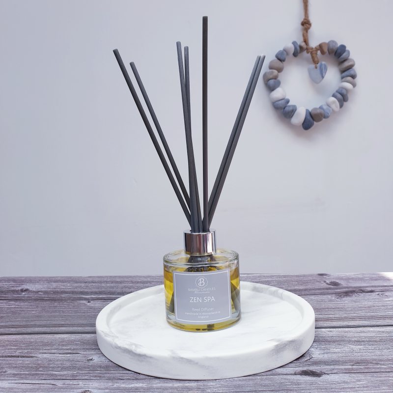Product image for Bambu Candles Zen Spa Reed Diffuser