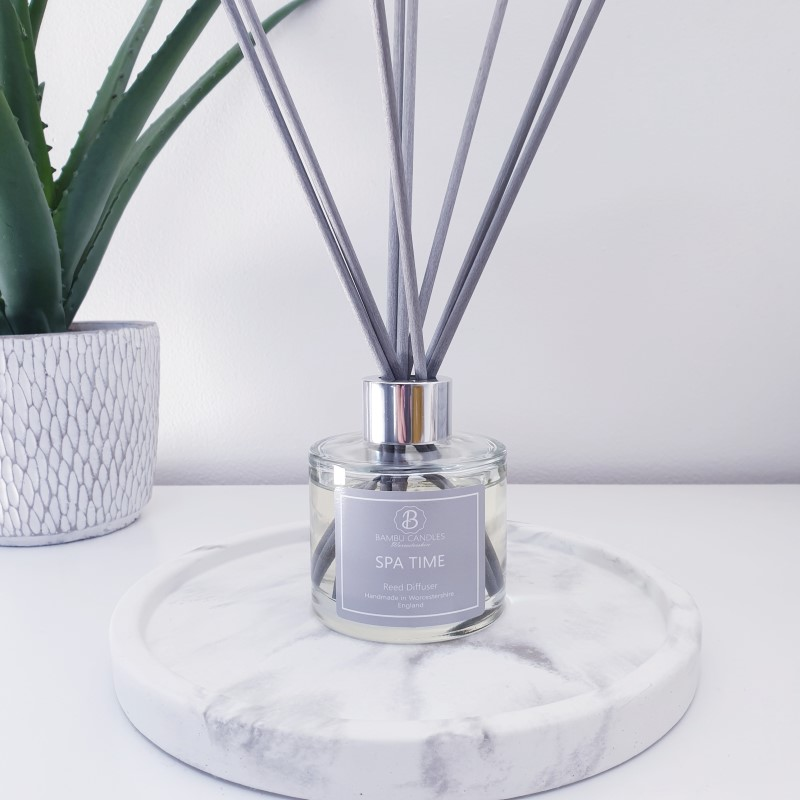 Product image for Bambu Candles Spa Time Reed Diffuser