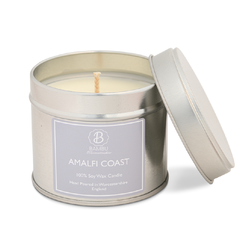 Product image for Bambu Candles Amalfi Coast Soy Candle