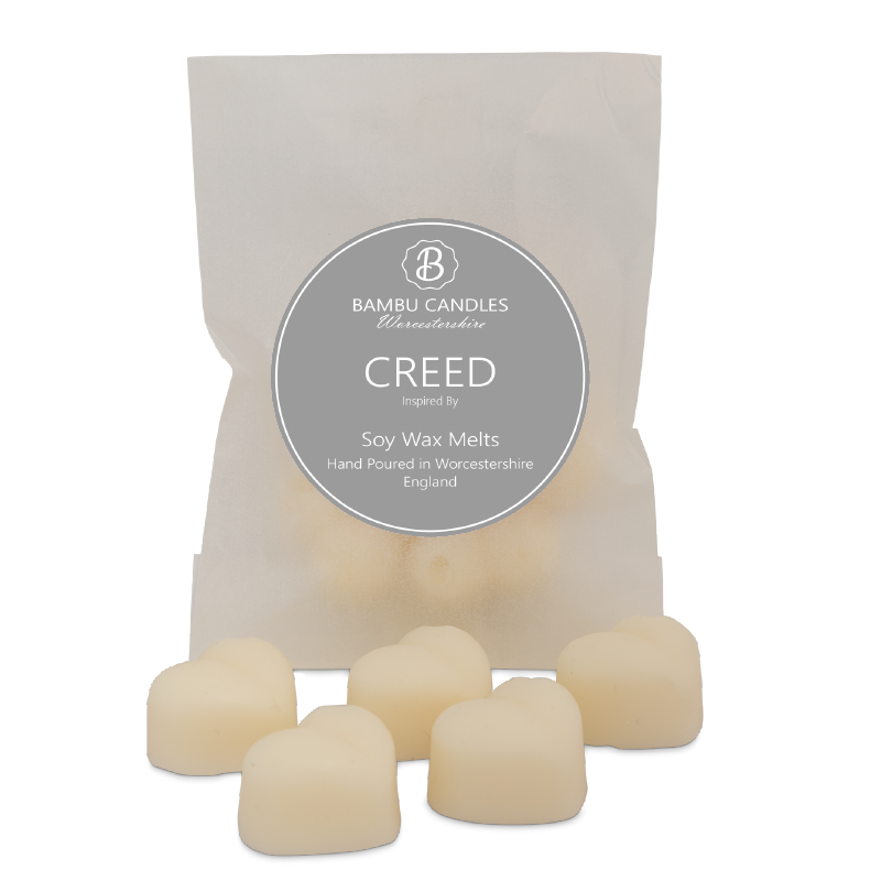 Product image for Bambu Candles Creed Aftershave Inspired Soy Wax Melts