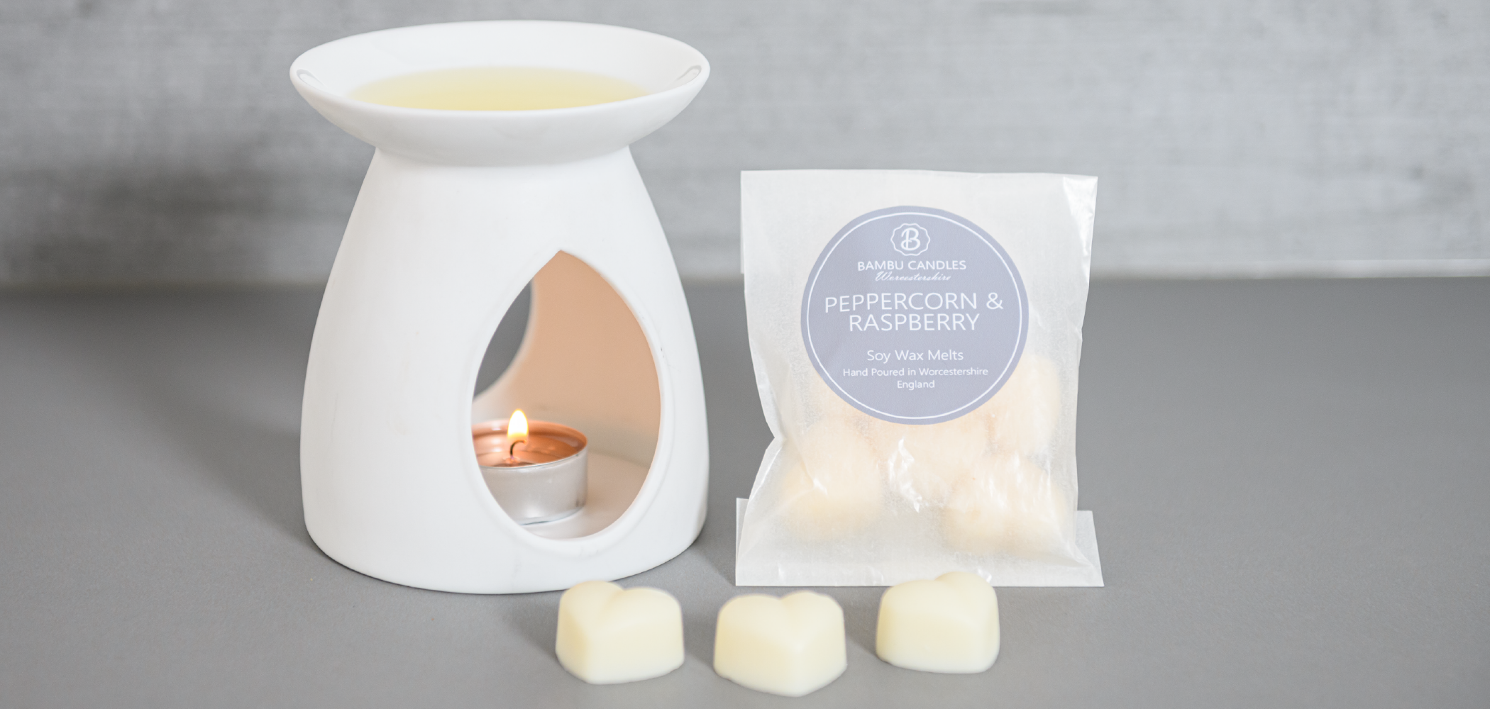 Page image for Wax Melts page.